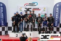 Team msd-steeldesign #111 gewinnt die 1000 Km von Most