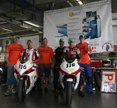 6-H Rennen am Nürburgring GP-Kurs 13.06.2010