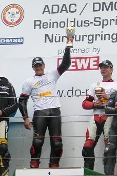 Udos Bikestop gewinnt die DMC-Langstreckenmeisterschaft 2010 !